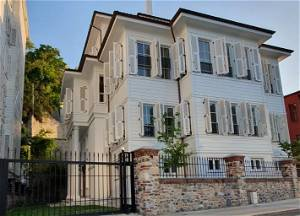 Special and Historical Mansion in Bosphorus with Seaview and Specious Garden